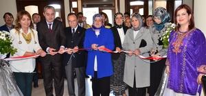 Anadolu Motifleri sergisi açıldı