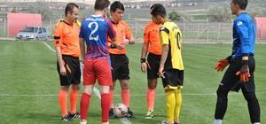 Nevşehir'de U-19 Grup maçları başladı
