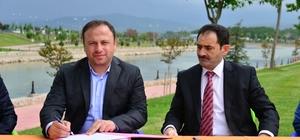 Park Vadi'nin tahsisi belediyeye yapıldı