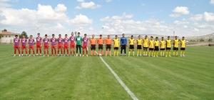 U-19 grup müsabakalarında ilk maçlar oynandı