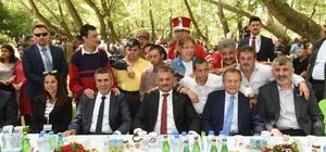 Başkan Uğur ve Vali Yazıcı engelliler ile piknikte buluştu