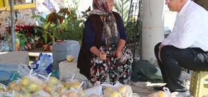 Torbalı organik pazarda son hazırlıklar