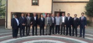 Belediye başkanları Osmaneli'de bir araya geldi