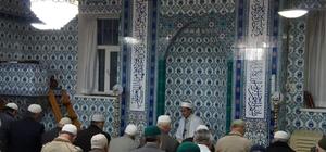 Kırka'da sabah namazı buluşmaları devam edildi