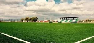U-14 Türkiye Futbol Şampiyonası karşılaşmaları Altıntaş'ta