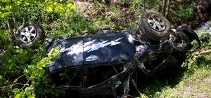 Yayla yolunda kaza: 4 ölü, 3 yaralı