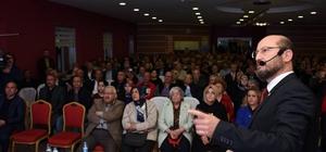 Niksar Belediye Başkanı Özcan: