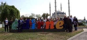 Güngörenliler Edirne'yi geziyor