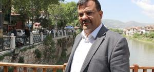 """AK Parti'li Ünek: """"Amasya'da iş seçme sorunu var, işsizlik yok"""""""