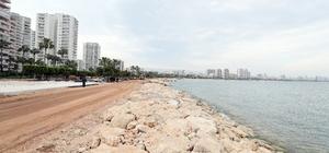 Mezitli sahil alanına ödüllü kentsel tasarım projesi