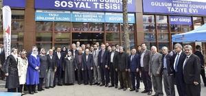 """Başkan Erkoç: """"Sosyal tesisleri Kahramanmaraş'ın geneline yayacağız"""""""