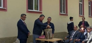Şaphane'de mantar yetiştiriciliği kursu