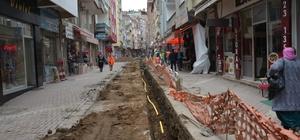 Fatsa'da 20 milyonluk doğalgaz yatırımı