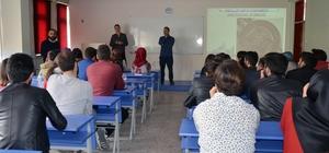 Polonyalı akademisyen Bartın Üniversitesinde ders verdi
