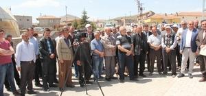 İncesu Örenşehir Mahallesinde park açılışı yapıldı