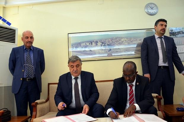 Harran Üniversitesi Somali Devlet Üniversitesiyle protokol imzaladı