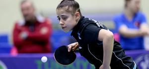 Masa Tenisi: Kadınlar ETTU Kupası finali