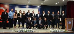 Kozluk'ta ilk defa eğitim ödülleri töreni gerçekleştirildi