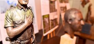 Kahraman polis şehit Fethi Sekin'e yakışan anıt