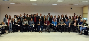 Başkan Hazinedar, proje atölyesinde üniversitelilerle buluştu