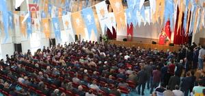 Iğdır'da AK Parti aday tanıtım toplantısı