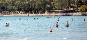 Güney Ege sahillerinde sıcak hava hareketliliği