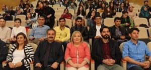 AİÇÜ'de Erasmus toplantısı