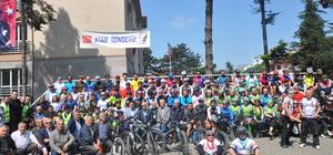 Yenice Dağ Bisikleti Festivali başladı