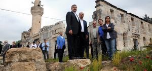 Kültür ve Turizm Bakan Yardımcısı Yayman Osmaniye'de
