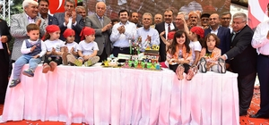 Tire'de süt bayramı