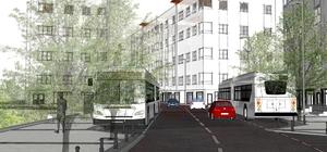 Girne Caddesi prestij kazanıyor