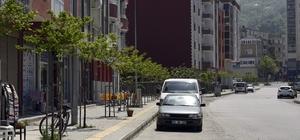 Tekkeköy Belediyesinden estetik dokunuş
