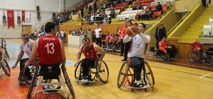 Tekerlekli Sandalye Basketbol Süper Ligi