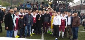 Reşadiye Kelkit Futbol Turnuvası'nın şampiyonu belli oldu
