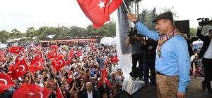 """Sözlü: """"Yörük Türkmenler Türk Milleti'nin teminatıdır"""""""