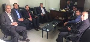Ziraat odaları il koordinasyon kurulu toplandı