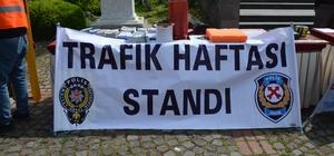 Sinop'ta Karayolu Güvenliği ve Trafik Haftası