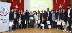 Mardin'de 'Münazara Yarışması'nın finali yapıldı