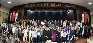 Esenyurt Belediyesi umreye gidecek olan öğrencileri uğurladı