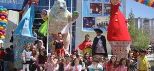 15. Van Akdamar Çocuk ve Gençlik Tiyatroları Şenliği