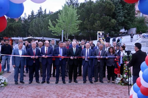 Burdur'da MAKÜ'nün 11. bahar şenlikleri