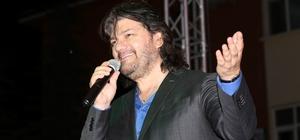 Reşadiye Ülkü Ocaklarından Ahmet Şafak konseri