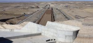 Kocakurt Barajı 28 bin dekar araziyi suyla buluşturacak