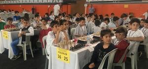 9'uncu Geleneksel Sancaktepe Gelişimin Merkezi Satranç Turnuvası başladı