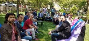 İvrindi İmam Hatip mezunları piknikte buluştu