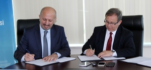 Trakya Üniversitesi ile GAZDAŞ arasında iş istihdamına yönelik protokol imzalandı