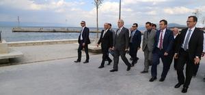 Mudanya sahillerine Büyükşehir eli