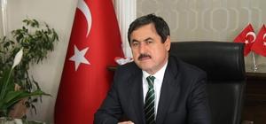 Darende Belediye Başkanı Dr. Süleyman Eser, Berat Kandilini kutladı