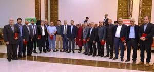 Belediye Başkanı Polat AK Parti Yeşilyurt İlçe teşkilatını ağırladı