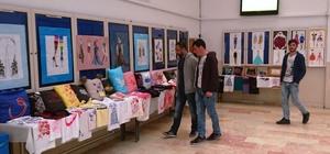 Gediz MYO'da tasarım sergisi